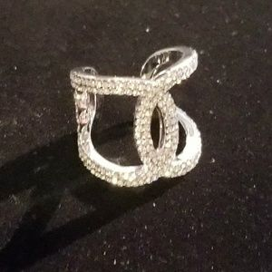 CHANEL Jewelry - Authentic chanel cuff ring